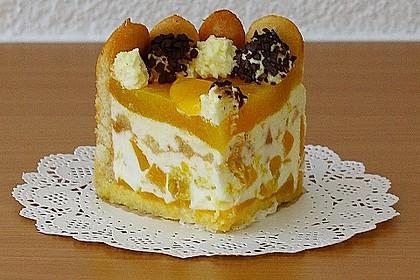 Pfirsich - Joghurt - Torte 103