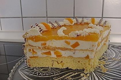 Pfirsich - Joghurt - Torte 33