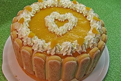 Pfirsich - Joghurt - Torte 67