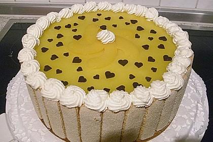 Pfirsich - Joghurt - Torte 91