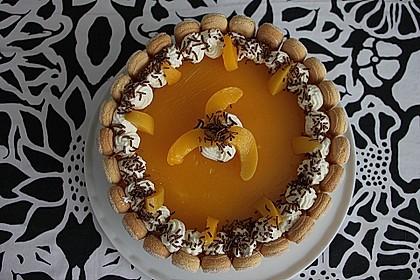 Pfirsich - Joghurt - Torte 36