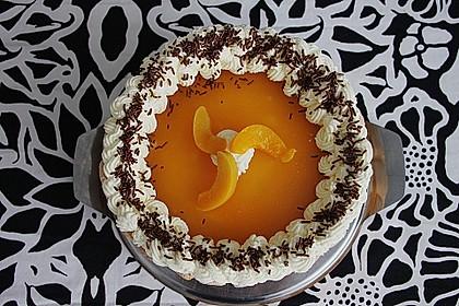 Pfirsich - Joghurt - Torte 62