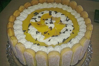 Pfirsich - Joghurt - Torte 104