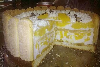 Pfirsich - Joghurt - Torte 109