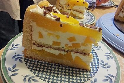Pfirsich - Joghurt - Torte 61