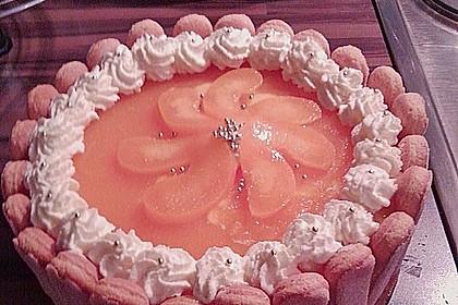Pfirsich - Joghurt - Torte 115