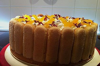 Pfirsich - Joghurt - Torte 75