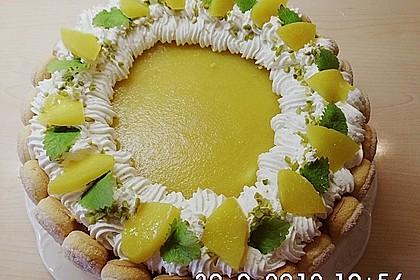 Pfirsich - Joghurt - Torte 89