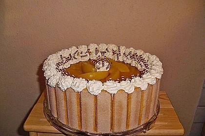 Pfirsich - Joghurt - Torte 66