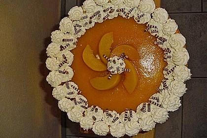 Pfirsich - Joghurt - Torte 65
