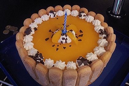 Pfirsich - Joghurt - Torte 79