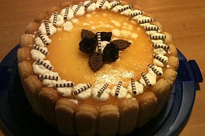 Pfirsich - Joghurt - Torte 106