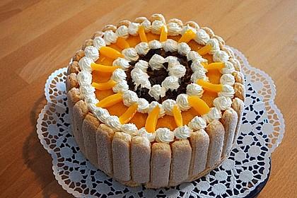 Pfirsich - Joghurt - Torte 7