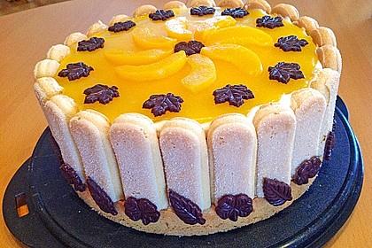 Pfirsich - Joghurt - Torte 26