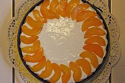 Pfirsich - Joghurt - Torte 107