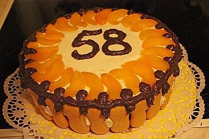 Pfirsich - Joghurt - Torte 76