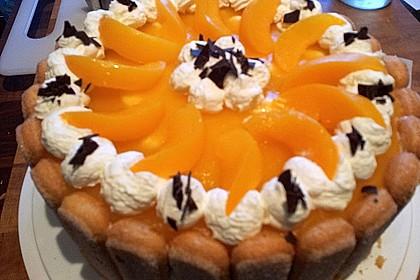 Pfirsich - Joghurt - Torte 118