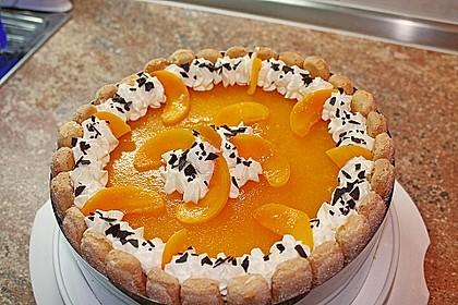 Pfirsich - Joghurt - Torte 32
