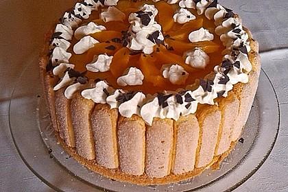 Pfirsich - Joghurt - Torte 41