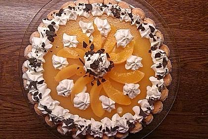 Pfirsich - Joghurt - Torte 64