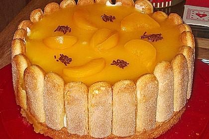 Pfirsich - Joghurt - Torte 44