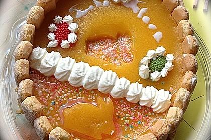 Pfirsich - Joghurt - Torte 72