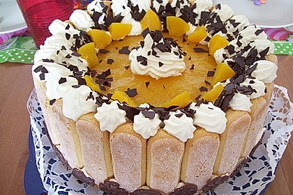Pfirsich - Joghurt - Torte 29