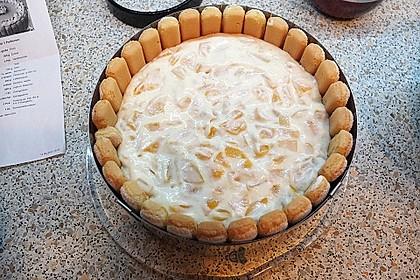 Pfirsich - Joghurt - Torte 111