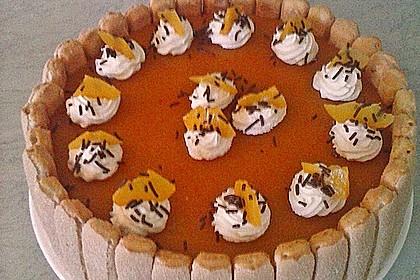 Pfirsich - Joghurt - Torte 105