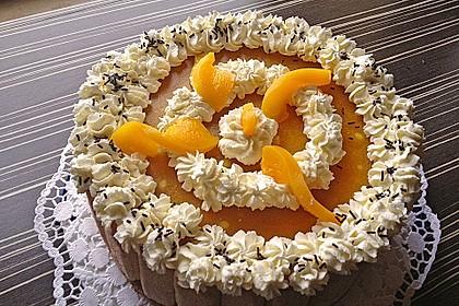 Pfirsich - Joghurt - Torte 35