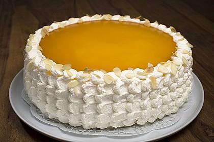 Pfirsich - Joghurt - Torte 2