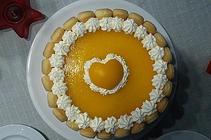 Pfirsich - Joghurt - Torte 81