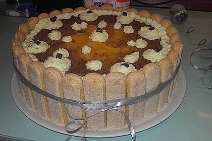Pfirsich - Joghurt - Torte 40