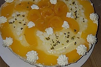 Pfirsich - Joghurt - Torte 49