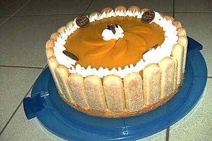 Pfirsich - Joghurt - Torte 71