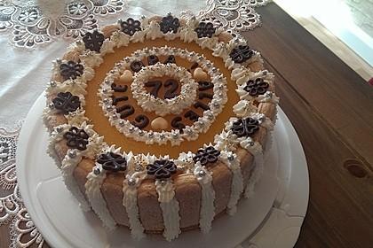 Pfirsich - Joghurt - Torte 3