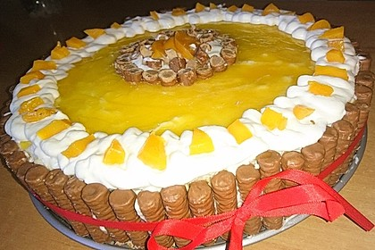 Pfirsich - Joghurt - Torte 24
