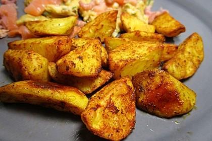 Gebackene Kartoffeldrillinge 1