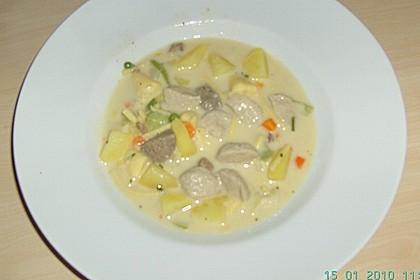 Susis geniales Bratwurst - Süppchen 1