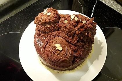 Schokoladen-Buttercreme 82