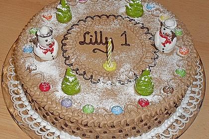 Schokoladen-Buttercreme 22