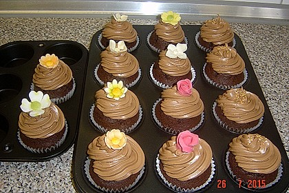 Schokoladen-Buttercreme 26