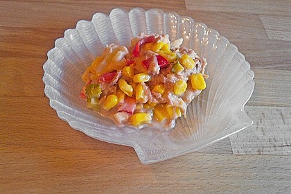 Amerikanischer Maissalat (Bild)