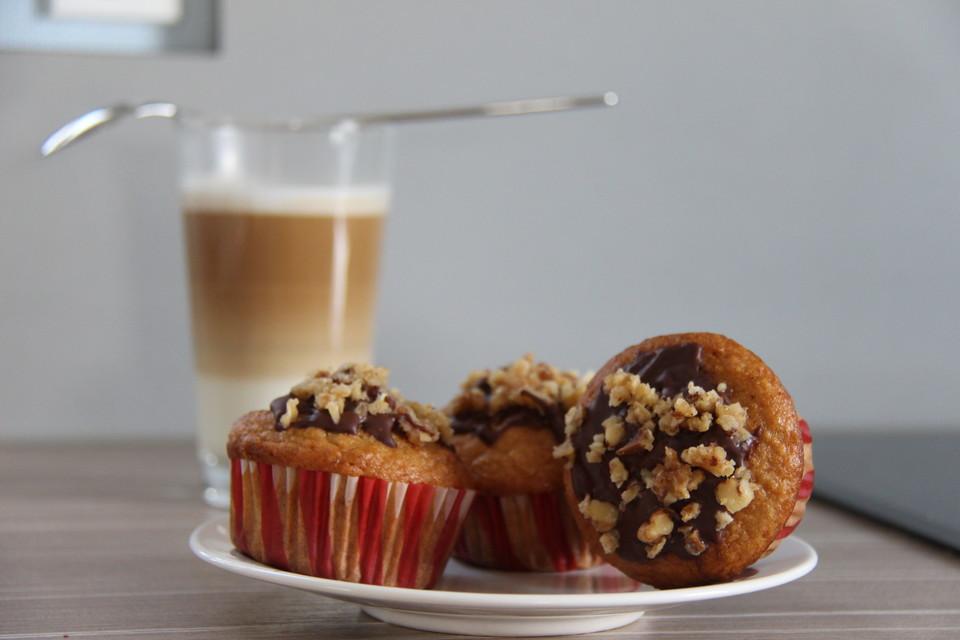Rezept fur muffins mit apfelmus
