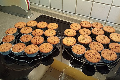 Grundteig für Muffins (Bild)