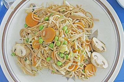 Chow Mian Rou Shu Cai