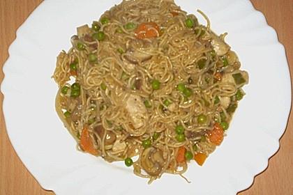 Chow Mian Rou Shu Cai 2