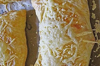 Kasseler im Blätterteig mit Käsefüllung 3