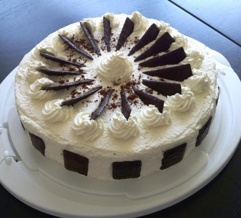 Schnelle After Eight Torte Von Biancakrug Chefkoch De
