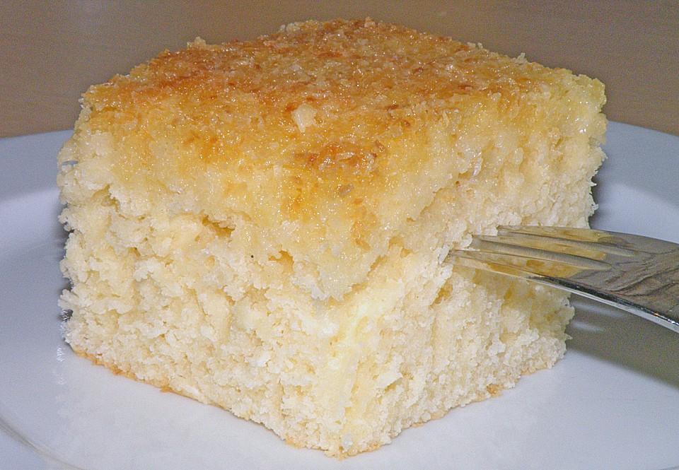 Kokos Buttermilch Kuchen Von Flowerbomb Chefkoch De